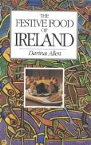 The Festive Food of Ireland por Darina Allen