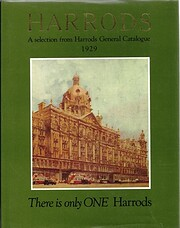 Harrods: A Selection from Harrods General…