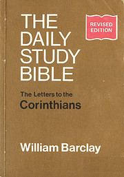 DAILY STUDY BIBLE: THE LETTERS TO THE…