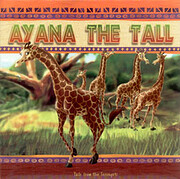 Ayana the Tall (Tails from the Serengeti,…