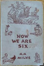 Now We are Six de A.A. Milne