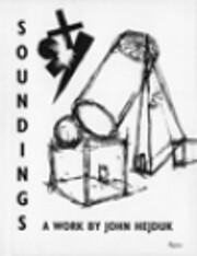 Soundings af John Hejduk