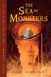 The Sea of Monsters (Percy Jackson and the…