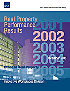 Real property performance results by United…