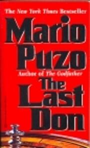 The Last Don: A Novel de Mario Puzo