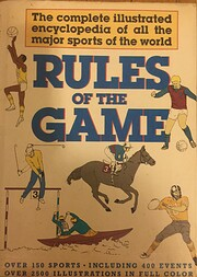 Rules of the Game: The Complete Illustrated…