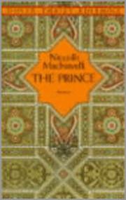 The Prince af Niccolò Machiavelli