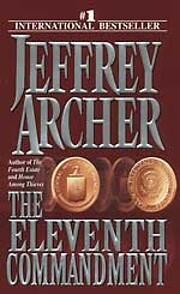 The Eleventh Commandment: A Novel av Jeffrey…