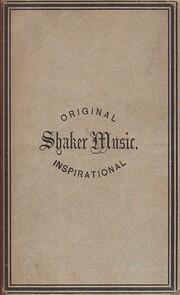 Shaker Music av Daniel Offord