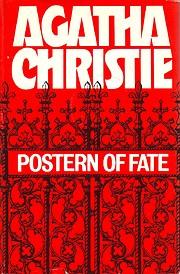 Postern of fate av Agatha Christie