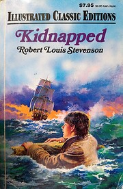 Illustrated Classic Editions - Kidnapped por…