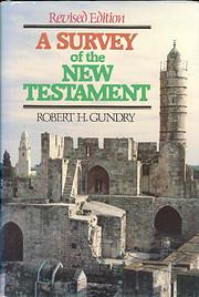 Survey of the New Testament av Robert H.…