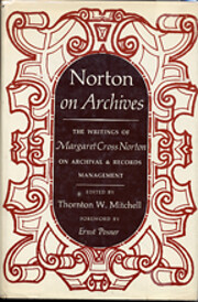 Norton on Archives: The Writings of Margaret…