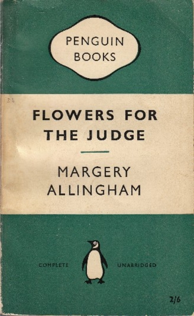 Flowers for the Judge cover