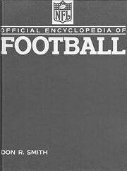 NFL Official Encyclopedia of Football por…