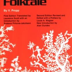 propp morphology of the folktale