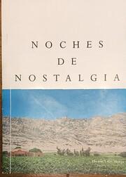 Noches de nostalgia af Hernán Lobo Murga