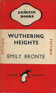 Wuthering Heights by Emily Bronte –…