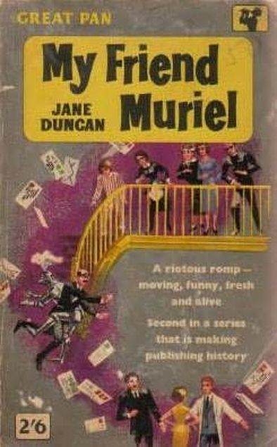 My Friend Muriel  cover