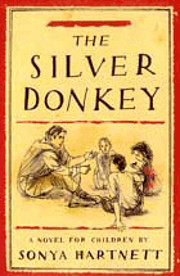 The Silver Donkey door Sonya Hartnett
