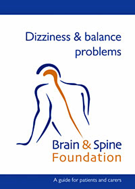 Dizziness And Balance Problems: A guide for patients and carer