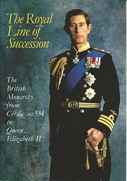 The Royal Line of Succession por Patrick…