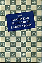 The Goodyear research laboratory by David…