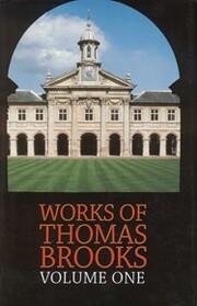 The works of Thomas Brooks de Thomas Brooks