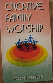 Creative family worship de Dorothy McKay…