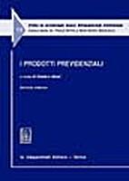 I prodotti previdenziali II ed. by Stefano…