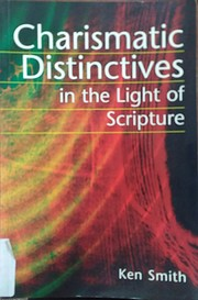 Charismatic distinctives in the light of…