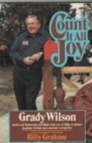 Count It All Joy por Grady Wilson