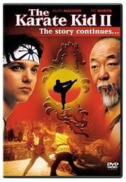 The Karate Kid II de Ralph Macchio