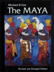 The Maya de Michael D. Coe