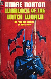 Warlock of the Witch World de Andre Norton