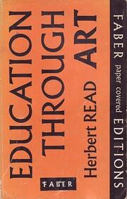 Education Through Art de Herbert Read