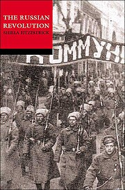 The Russian Revolution de Sheila Fitzpatrick
