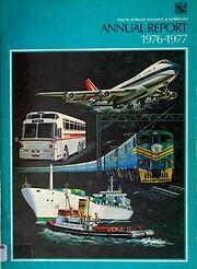 Annual Report 1976-77 – tekijä: J. G. H.…
