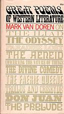 Mark Van Doren on great poems of Western…