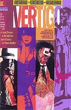 Vertigo Preview by Neil Gaiman