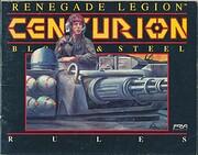 Renegade Legion Centurions Blood and Steel…