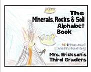 The Minerals, Rocks & Soil Alphabet Book de…