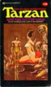 Tarzan and the City of Gold de Edgar Rice…