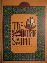 The Sailing Saint af Ned Bustard