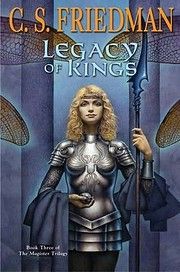 Legacy Of Kings: The Magister Trilogy: Book…