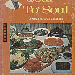 Soul to soul : a soul food vegetarian cookbook by Mary Keyes
