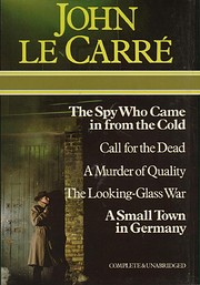 John Le Carre Omnibus (The Spy Who Came in…