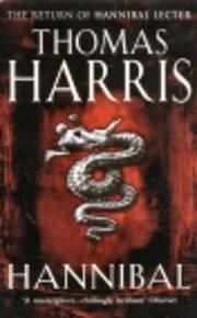 Hannibal – tekijä: Thomas Harris