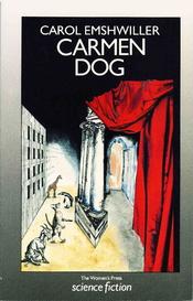 Carmen Dog cover