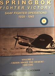 Springbok fighter victory : SAAF fighter…